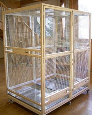 vogelvoliere tierwelt einebinsenweisheit. Black Bedroom Furniture Sets. Home Design Ideas